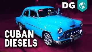 Cuban Diesel Car Couture feat. Black Jack
