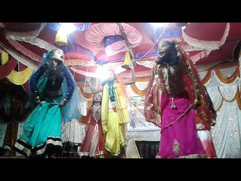 Suna jhulana re jhuluchhi dekha kahnei by MAMMY dance group