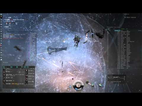 Eve Online - Titan Kill