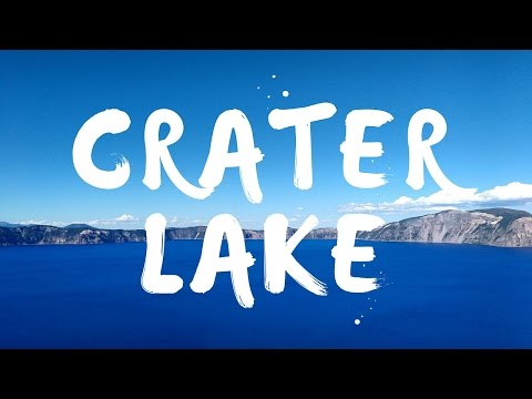EXPLORING CRATER LAKE with POKEMON GO
