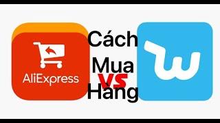 Cách Mua Hàng Trên Wish Và Alibaba #VănVõVlogs screenshot 3