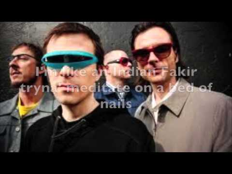 Thank God for Girls-Weezer Lyrics