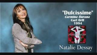 "Natalie Dessay sings ""Dulcissime"""