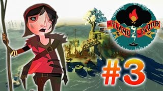 The Flame in the Flood - #3 - ах же ты свинья кабан! =)