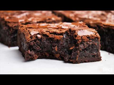 The Best Fudgy Brownie Recipe | Simple Way Of Making The Perfect Fudgy Brownie