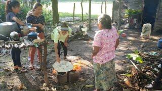 Una Ecuatoriana Quería Hacer Tortillas a Mano