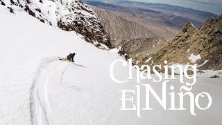 "GoPro Ski: Chasing El Niño with Chris Benchetler - Ep. 4 ""The Sierra Trifecta"""