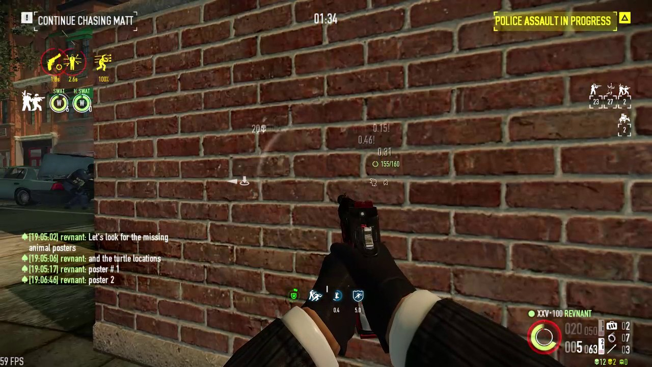 payday 2 turtle