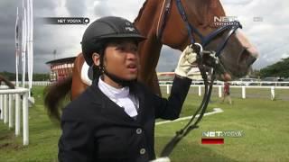 Gali Potensi Atlet di Ajang Berkuda Equestrian NET YOGYA