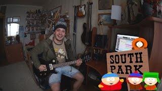 South Park - Kyle's Mom Is A Big Fat B***h (cover)(Решил сделать серьезный кавер на серьезную песню. Без кривлянья, юмора и веселья. Только качественная музык..., 2015-11-15T18:26:51.000Z)