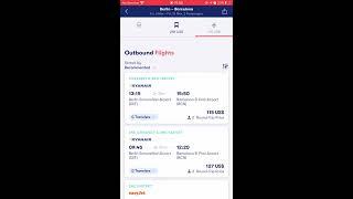 Travel Spain, 10€ Omio Voucher Code screenshot 1