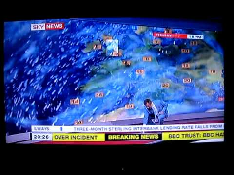 sky news weather wall blooper youtube. Black Bedroom Furniture Sets. Home Design Ideas
