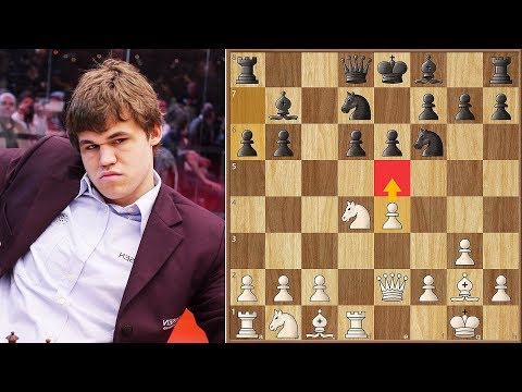 One To Remember | Carlsen vs Caruana | Bilbao Masters (2012)