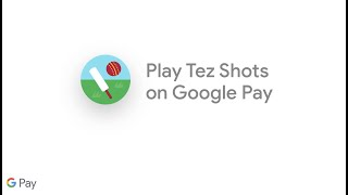 Google Pay | Tez Shots, now live! Play, pay and earn rewards. | #MoneyMadeSimple