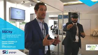 5G PPP 5GCity EuCNC 2019 Project Demo