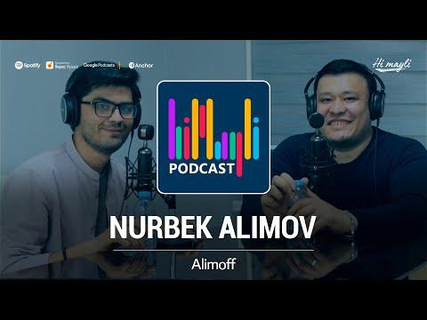 Nurbek Alimov Alimoff