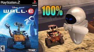 WALL-E [05] 100% PS2 Longplay