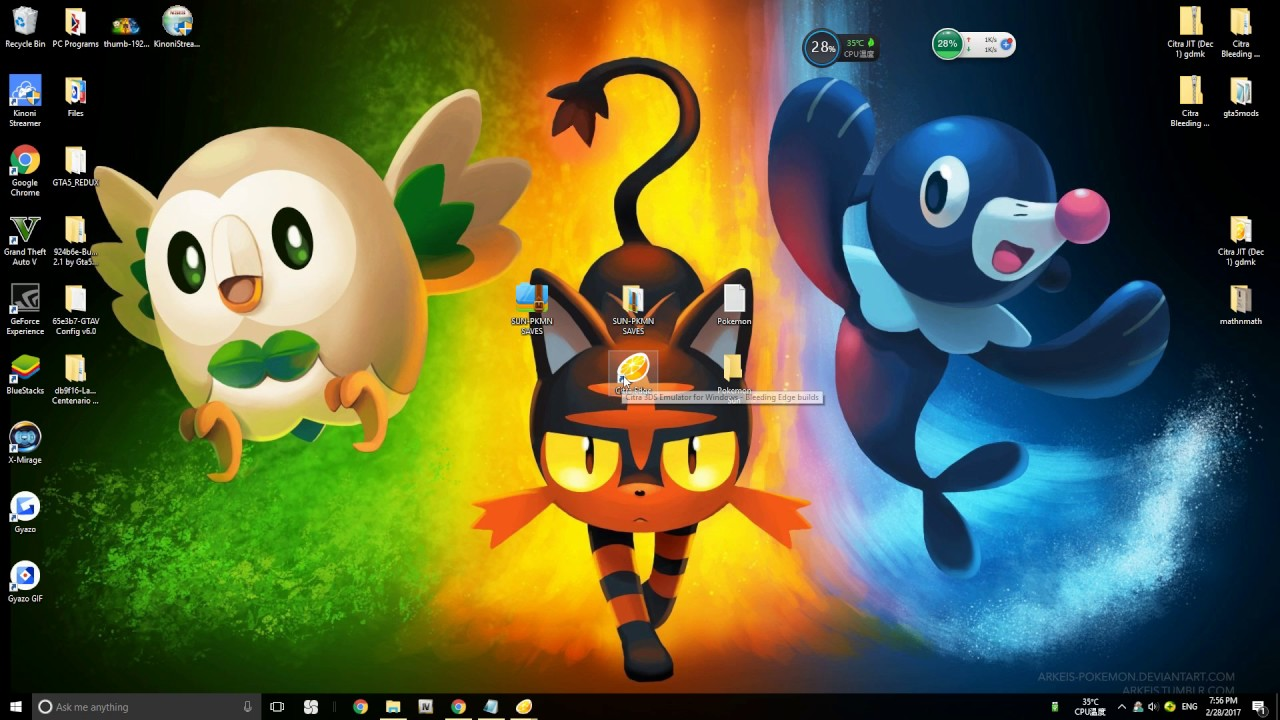 pokemon sun and moon download pc no license key