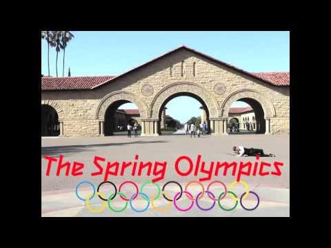 Fleet Street Presents The Spring Olympics -- Trailer 1