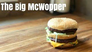 The Big McWopper| Big Mac Clone recipe