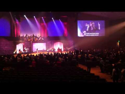 Lucrecia Duran - SIGO FIRME en vivo - GRACE CHURCH Houston TX