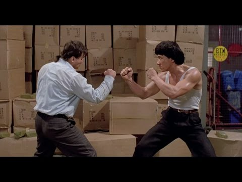 Jackie Chan - How to Do Action Comedy