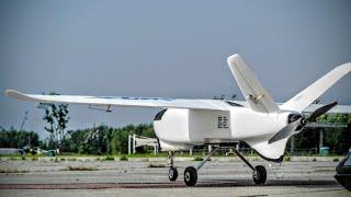 X-UAV mini Talon LandingGear Takeoff & Landing !