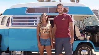 Vlog #1 Q&A - How We Afford Van Life