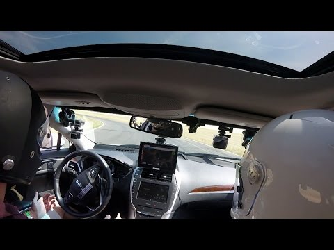 Self-driving car tests | Daily Planet