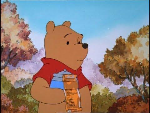 Winnie The Pooh Pooh Saves Halloween Youtube