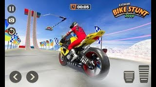 Extreme Bike Stunts 2019 (by Brilliant Gamez) - Game Gameplay (Android, iOS) HQ
