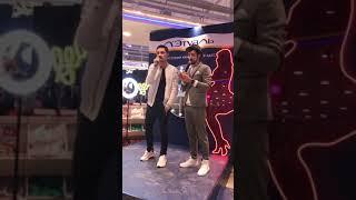 Дима Билан на открытии Л'Этуаль в ТРЦ Афимолл Сити - прямой эфир 01.12.2018