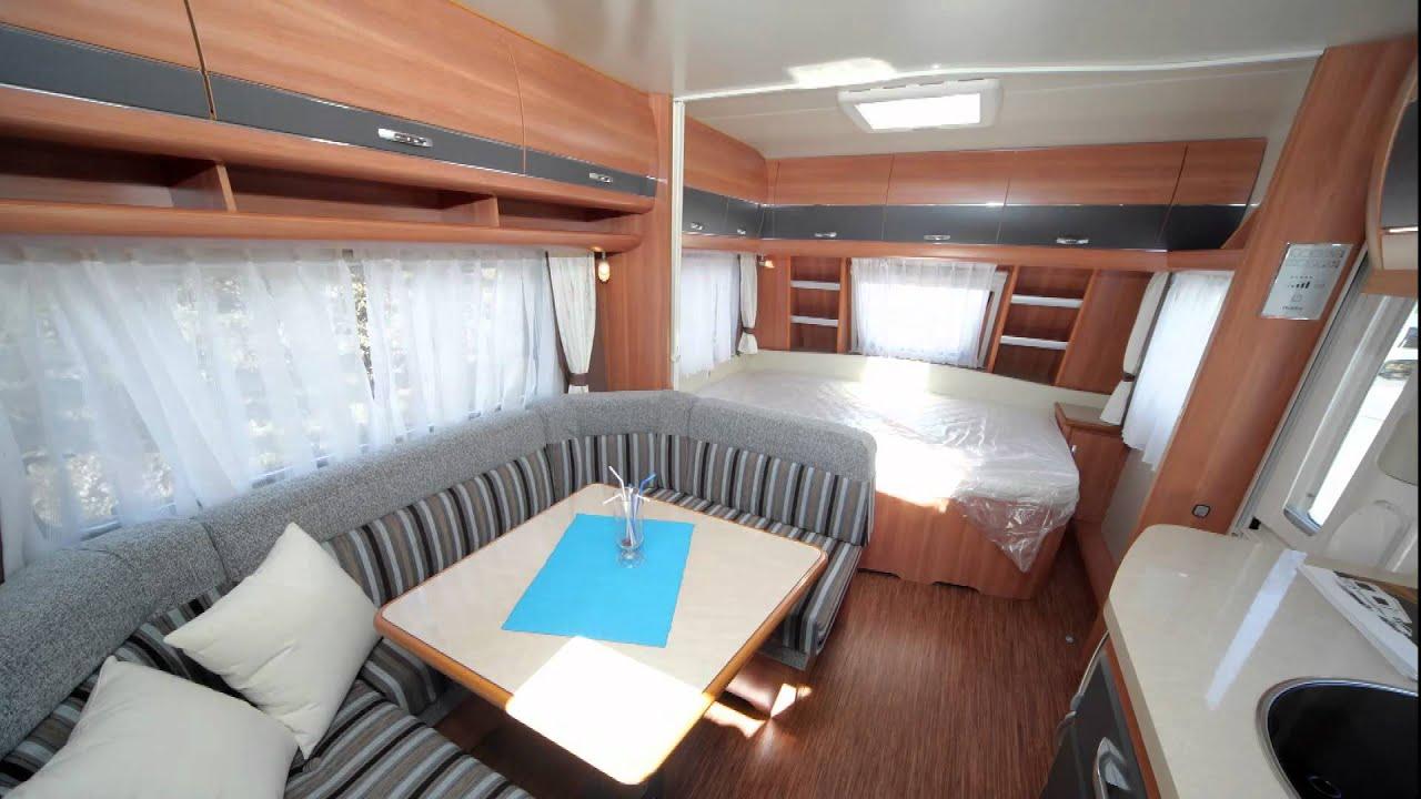 hobby 545 kmf de luxe caravan doovi. Black Bedroom Furniture Sets. Home Design Ideas