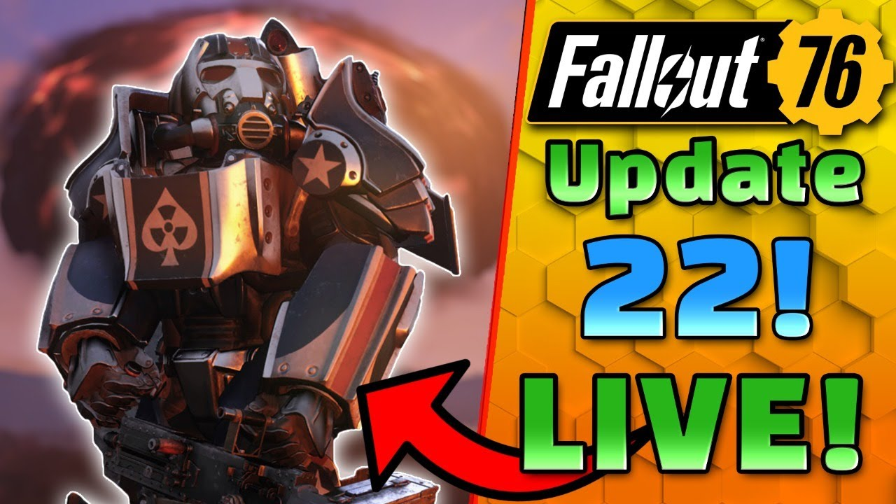 GIANT NEW UPDATE! - UPDATE 22 Deep Dive - Season 2, One Wasteland, Daily Ops - FALLOUT 76 1440P Live