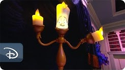 Enchanted Tales With Lumiere, Madame & Belle   Walt Disney World