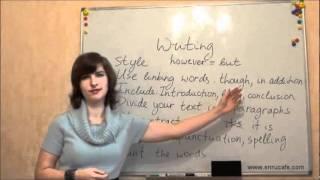 Письмо (ВНО, английский): Полезные советы, видео урок