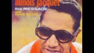 illinois jacquet - the message
