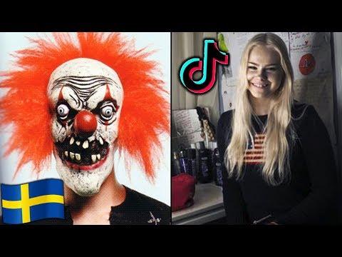 Pellejä taas Ruotsissa! Suomalaisella tytöllä on yli 2 miljoonaa seuraajaa TikTokissa