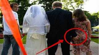 ТОП КУРЬЕЗНЫХ СВАДЕБНЫХ ФОТО/TOP funniest wedding photo