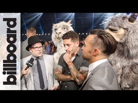 Fall Out Boy & Monsters from 'Young & Menace' Nominated Music Video at The 2017 MTV VMAs | Billboard