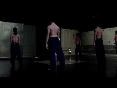 Kraftwerk Man Machine NuDance by Ballett Ensemble Pforzheim (James Sutherland)