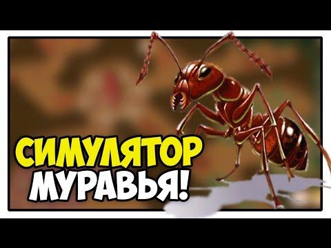 симулятор муравейника игры