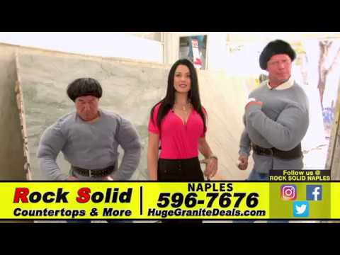 Pump You Up | Rock Solid Countertops U0026 More | Commercial
