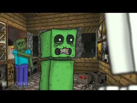 приколы Minecraft мультики 2