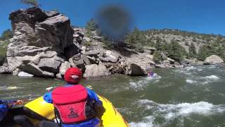 Brown's Canyon White Water Rafting