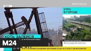 Актуальные новости мира за 11 июня: в США скопили рекордное количество нефти - Москва 24
