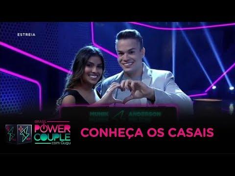 Veja Mais Casais Participantes Do Power Couple Brasil 3