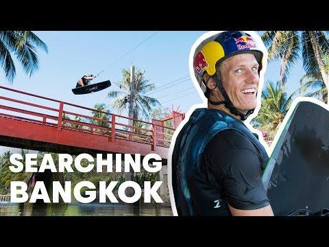 Wakeboarder Dominik Gührs entdeckt die besten Food Spots in Bangkok