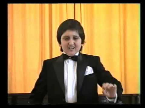Eldar Tahirov - Ağacda Leylək (Azeri National Song)