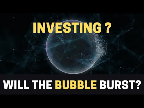 Will Crypto Investment Bubble Burst | Electric Vehicles Investing To Burst